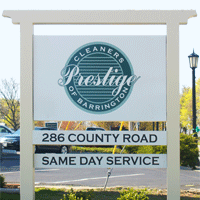 Prestige Cleaners of  Barrington, RI